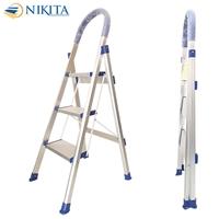 Thang ghế nhôm bậc lớn Nikita NKT-DL03
