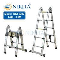 Thang nhôm rút đa năng Nikita NKT-AI32