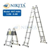 Thang nhôm rút đa năng Nikita NKT-AI64