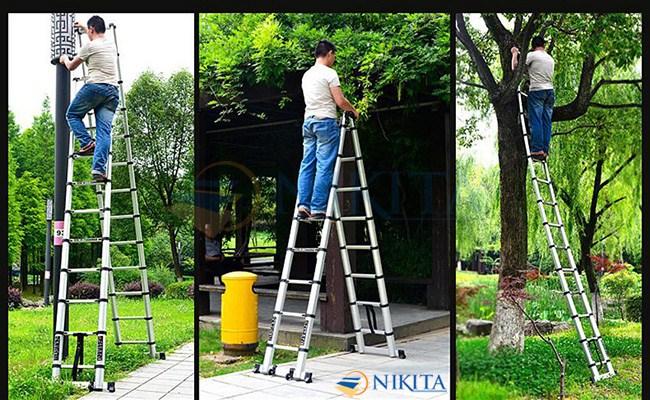 sử dụng thang nikita